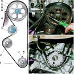 Как поставить правильно ремень грм на ваз 2110 8 клапанов – Замена ремня ГРМ на 8 клапанной ВАЗ-2110 своими руками